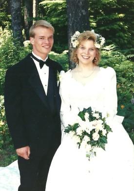 wedding photo Matt and Brandy