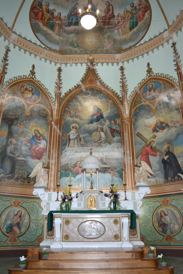 St. Ig interior